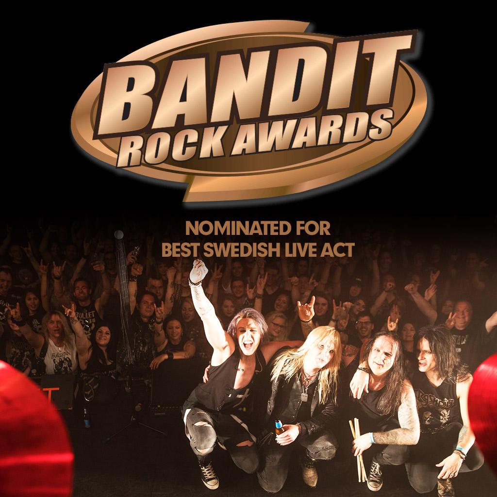 bandit liveact 2018
