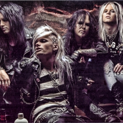 Crashdiet Re-Edited 2