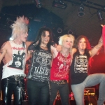 CRASHDIET 29-30/09 THE ROXY LIVE IN ARGENTINA