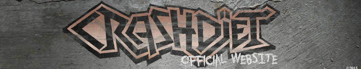 CRASHDÏET | Official Website 2014